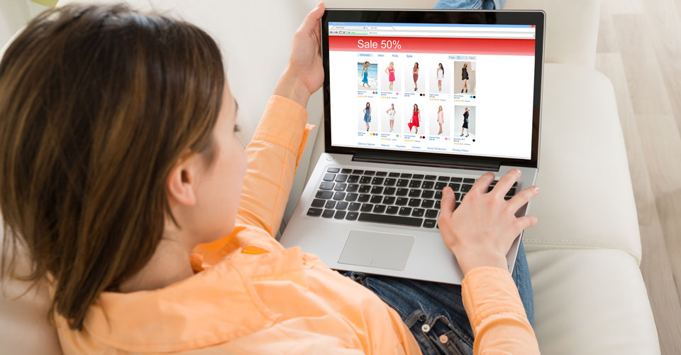 Discount Shopping Online Saves You time and money