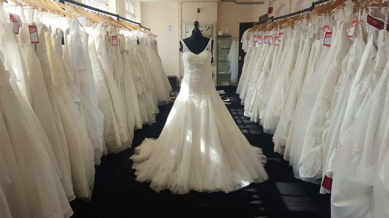 Second Hands or Factory Outlet For Affordable Wedding Gowns