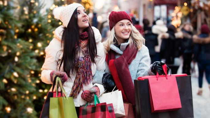 4 Super Simple Strategies For Christmas Shopping With Kids