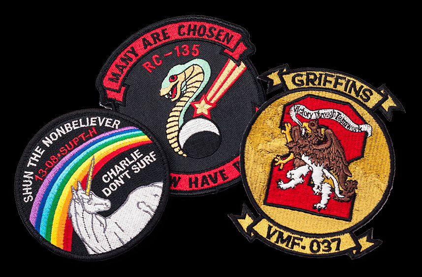 The Velcro patches are very useful for the clothes designing and where you can order quality custom Velcro patches