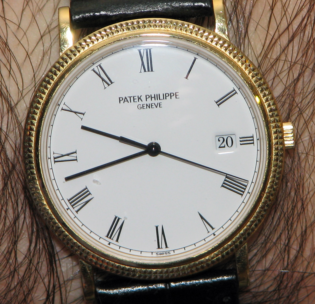 The Hour Glass would offer Patek Philippe Calatrava at a Reasonable Price